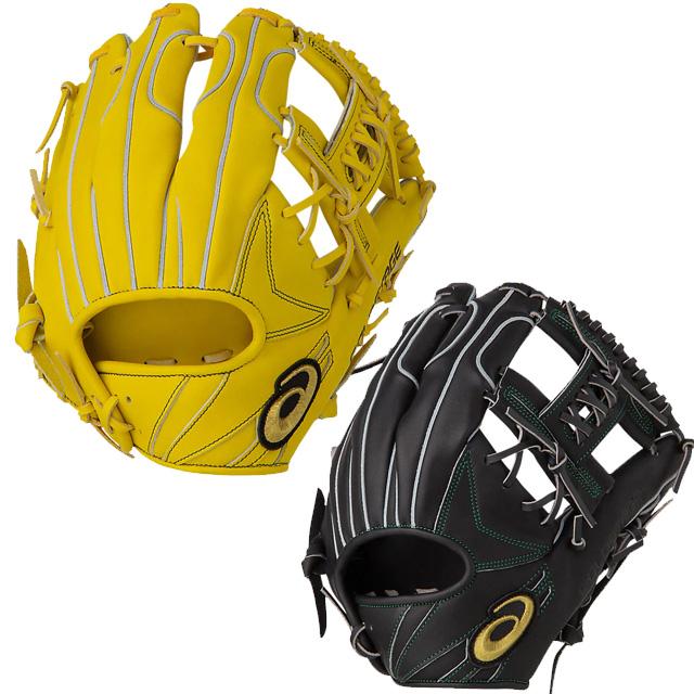 GS ASICS 軟式グラブ ゴールドステージ 軟式内野手用 アシックス 野球 一般 中学 軟式 GOLDSTAGE 内野 3121A415