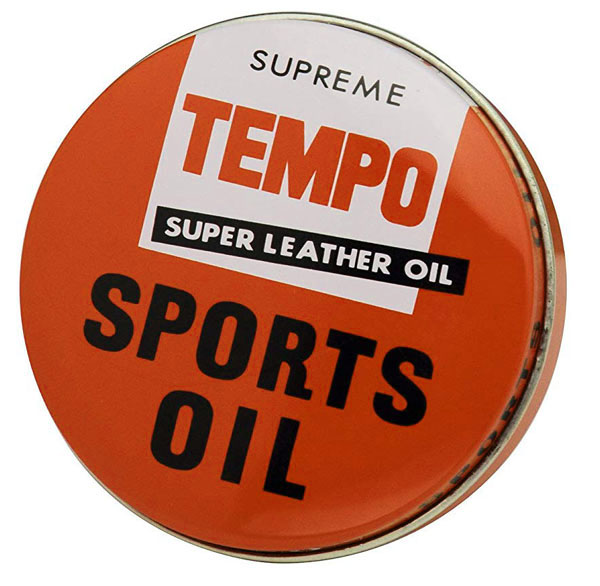 サービスオイル 固形オイル 25g【まとめ買い 120個】TEMPO 0090 オイル メンテ メンテナンス 野球 グローブ メンズ 手入れ 本革