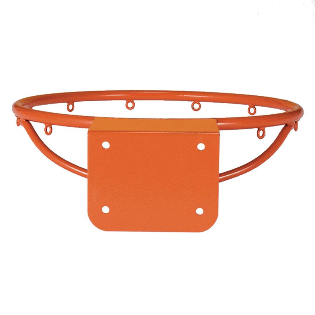 バスケット ゴールリング EKE462 ボール 庭 自宅 子供 大人 新型用 日本製 45cm ミニバス 5号 6号 7号 体育 部活 練習 クラブ 庭 ガレージ