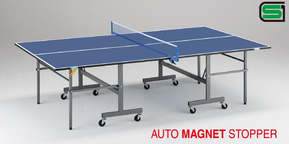 卓球台 国際公式規格サイズ NM22 日本製 PLAY BACK(内折セパレート)卓球バレー