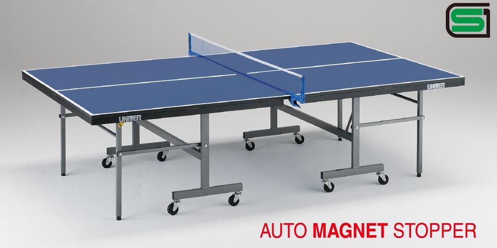 卓球台 国際公式規格サイズ NM22-DX 日本製 PLAY BACK(内折セパレート)卓球バレー