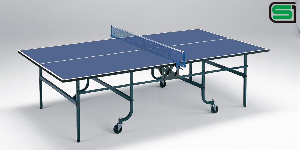 卓球台 国際公式規格サイズ VD18 日本製 VARIOUS(内折一体式)卓球バレー