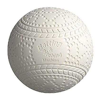 野球 ピッチングマシン用 ボール バッティングセンター用ボール マシンボール KS013 10ダース(120球)練習 バット ボール 草野球 男子 女子 メンズ レディース 振る 打つ