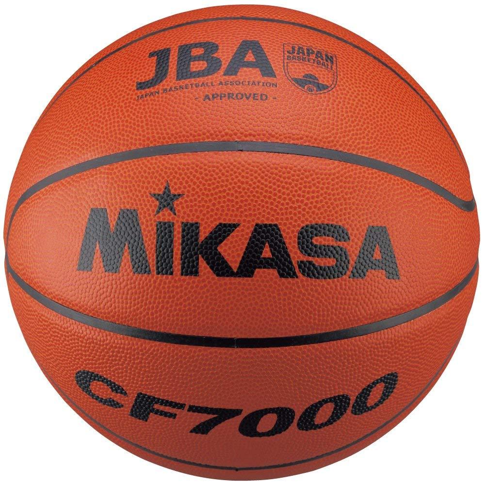 バスケットボール 検定球 7号 全国高校総体試合球 男子用(一般/大学/高校) CF7000 バスケ チーム ゴム メンズ 大人 体育館 室内