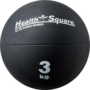 メディシンボール SLAM MEDICINE BALL 3KG D5282 メンズ レディース 歩行 鉄アレー 筋トレ リハビリ