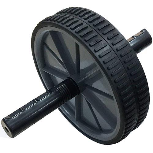 【まとめ買い 20個】全身と腹筋を鍛える エクササイズウィールエクササイザー NR2310 腹筋 ローラー 筋力 鍛える 体幹 メンズ レディース 膝マット