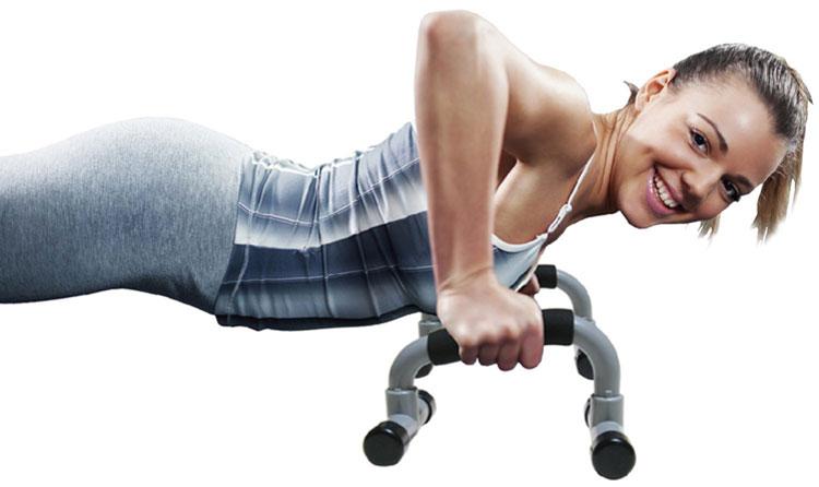 プッシュアップバー【まとめ買い 20個】 2327 腕立て伏せ 器具 筋トレ 腕 室内 トレーニング 肉体改造 ダイエット 組み立て式 軽量 滑りにくい 体幹 胸筋 自宅 家庭 室内 エクササイズ