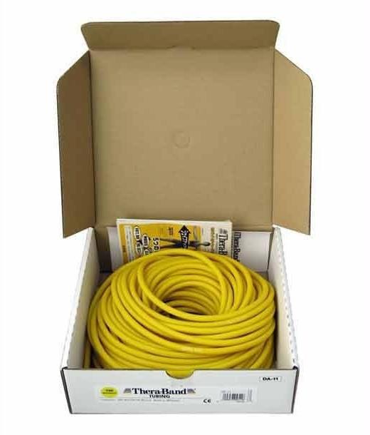 【D&M】ディーエム 100フィート(30.4m) イエロー シン シン 径7.2mmX30.4m フィットネス 体幹 トレーニング リハビリ