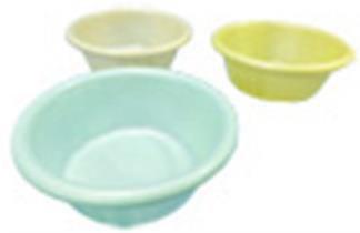 【送料無料】ファイン湯桶 お風呂 桶 風呂 日本製  生活 ザッカ プラ 80個(ホワイト×24グリーン×32オレンジ×24)