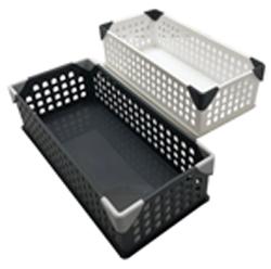 アクセントケース  収納 ボックス 日本製 150個 トレー あさがた 浅い 整理 整頓 正月 入れ物 MADE IN JAPAN