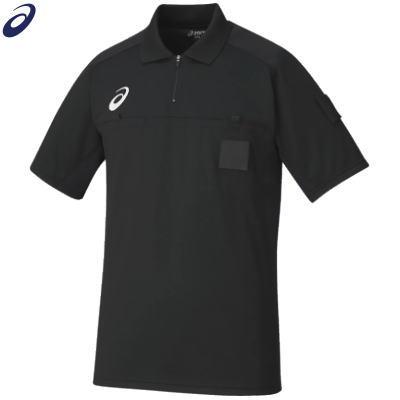アシックス asics [並行輸入品] サッカー フットボール 半袖シャツ XS6193 レフリーシャツHS オーバーのアイテム取扱☆
