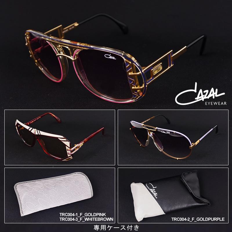 カザール サングラス メンズ レディース CAZAL メガネ 眼鏡 デットストックサングラス フレーム ビンテージ ファッション グラス 貴重 80年代