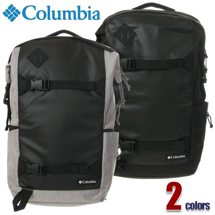 コロンビア リュック レディース メンズ COLUMBIA Third Bluff 30L Backpack バッグ リュックサック バックパック 撥水 防水 通学 大容量 おしゃれ アウトドア スポーツ 山登り USA ブランド ファッション 黒 ブラック グレー