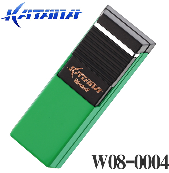 KATANA(カタナ) フラットフレームライター W08-0004 グリーン(UVコーティング使用)