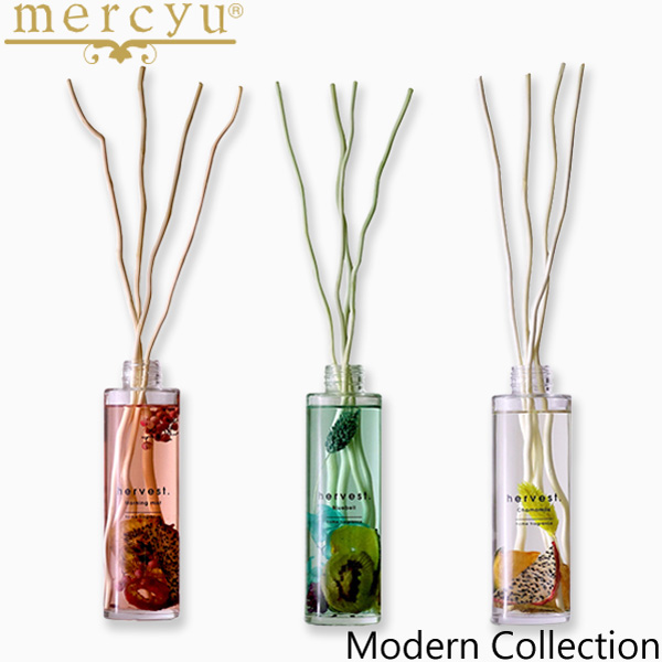 おしゃれでかわいい 大人 誕生日 お祝い プチギフト 人気ブランド多数対象 雑貨 メルシーユー ディフーザー モダン コレクション リードディフーザー Collection Diffuserフレグランス ブランド プレゼント 激安 デザイナーズ Modern Reed mercyu MRU-83ギフト