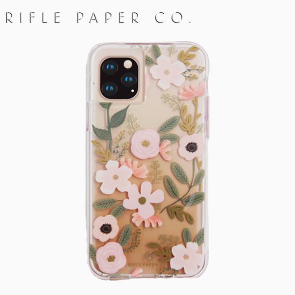 おしゃれでかわいい 大人 誕生日 お祝い プチギフト 雑貨 RIFLEPAPER CO ライフルペーパー Wild Flower ワイルドフラワースマホケース カバー 18%OFF iPhone iPhon11pro プレゼント X SALENEW大人気 XS デザイナーズ アイフォンケース XR PIC064ギフト 花柄 レディース