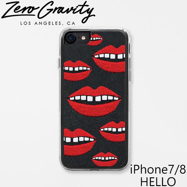 おしゃれでかわいい 大人 誕生日 お祝い プチギフト 雑貨 ゼログラビティ アイフォン ケース 7 8 ハロー LAブランド ZEROGRAVITY キャンペーンもお見逃しなく プレゼント ブランド iPhone HELLOスマホ HELLOアイフォン 大特価 iPhone7 ギフト