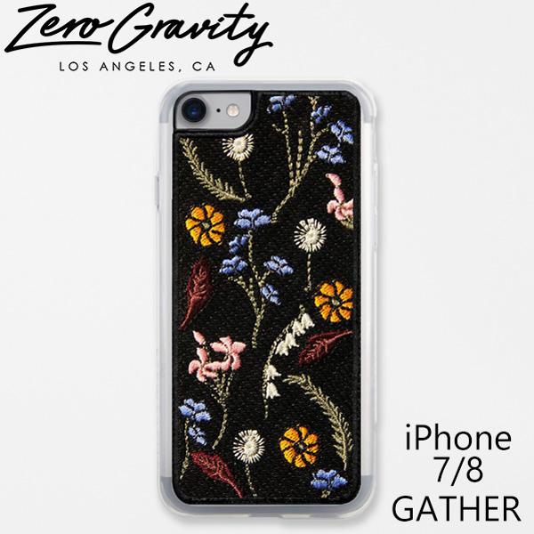 格安SALEスタート おしゃれでかわいい 大人 誕生日 お祝い プチギフト 雑貨 ゼログラビティ 超定番 アイフォン ケース 7 ギャザー プレゼント ZEROGRAVITY ケースiPhone7 iPhone7 GATHERブランド LAブランド GATHERギフト スマホ 8