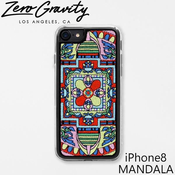 おしゃれでかわいい 大人 誕生日 国内正規品 お祝い プチギフト 雑貨 ゼログラビティ アイフォン ケース アイフォン7 ZEROGRAVITY ブランド LAブランド プレゼント マンダラ 最新号掲載アイテム MANDALAスマホ 8 iPhone7 ギフト
