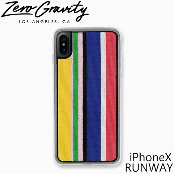 おしゃれでかわいい 大人 誕生日 お祝い プチギフト 雑貨 ゼログラビティ アイフォン ケース X ランウェイ ZEROGRAVITY 海外輸入 iPhone RUNWAYギフト RUNWAYブランド LAブランド iPhoneX スマホ プレゼント 販売