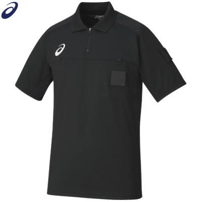 アシックス サッカー ※アウトレット品 驚きの値段で フットボール 半袖シャツ レフリーシャツHS asics XS6193