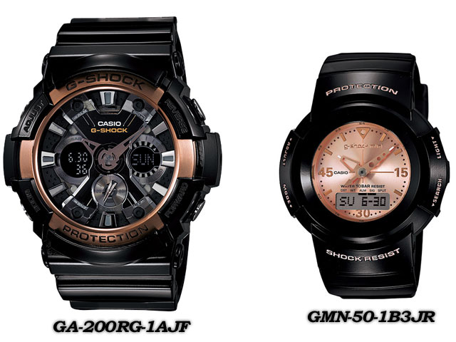 ★Domestic regular article ★★★ CASIO/G-SHOCK/G shock G- ショックスプレイプレゼンツペアコレクション watch / LOV-12SS-1AJR LOV-12A-7AJR