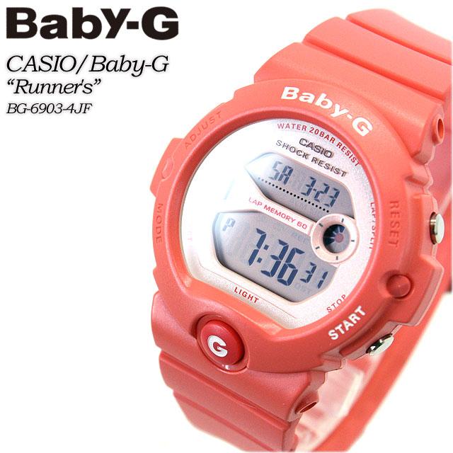 "★ ★ baby G BG-6903-4JF women ladies wrist watch CASIO g-shock g-shock G shock Casio ""PIC"