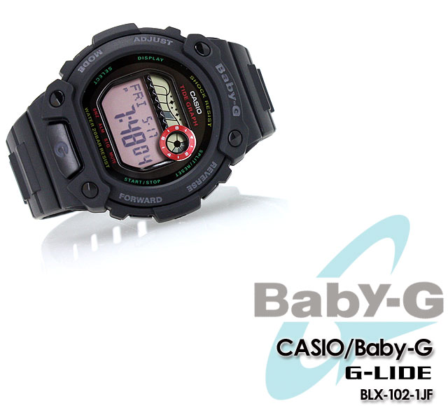 ★ domestic genuine ★ ★ ★ baby die lid BLX-102-1JF ladies ladies watch CASIO g-shock g-shock g shock G shock G-shock Casio ""
