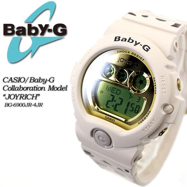 ★ ★ ★ domestic genuine ★ baby G joyrich BG-6900JR-4JR women ladies watch g-shock g-shock mini