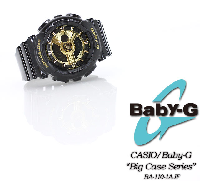 ★ ★ ★ domestic genuine ★ baby G big case series BA-110-1AJF for ladies Womens watch CASIO g-shock g-shock G shock