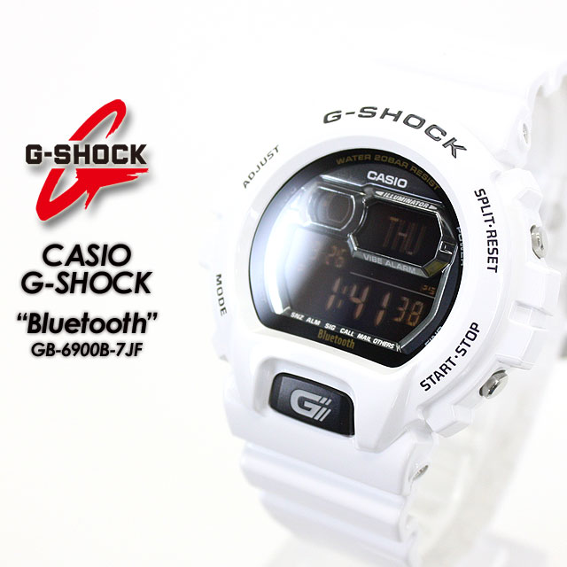 ★ domestic genuine ★ ★ ★ CASIO g-shock Bluetooth Watch / GB-6900B-7JF g-shock g shock G shock G-shock