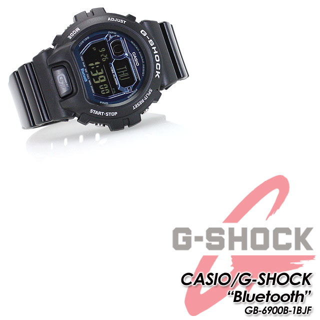 ★ domestic genuine ★ ★ ★ CASIO g-shock Bluetooth Watch / GB-6900B-1BJF g-shock g shock G shock G-shock