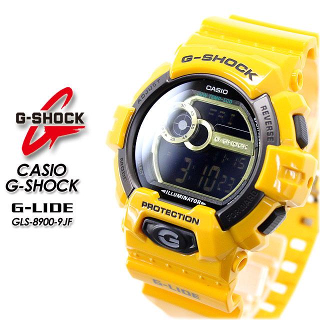 ★国内正规的物品★★★CASIO G-SHOCK G骑手表/GLS-8900-9JF-shock g打击G打击G-打击PIC