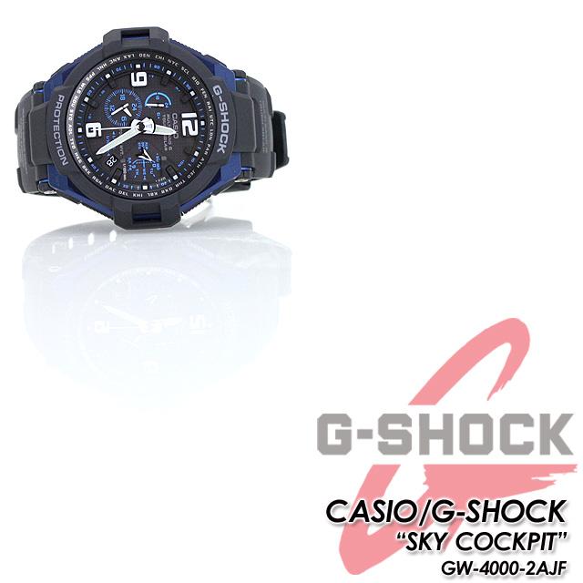 ★国内正规的物品★★★CASIO G-SHOCK SKY COCKPIT手表GW-4000-2AJF g-shock g打击G打击G-打击