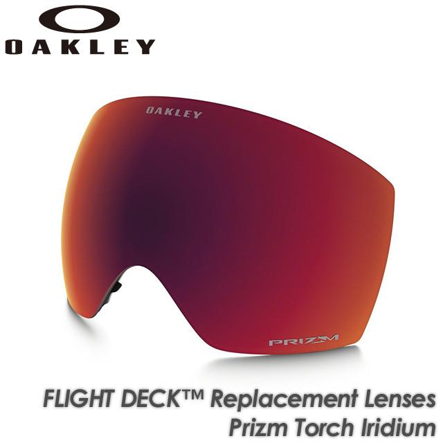 【在庫あり/即出荷可】 【OAKLEY】オークリー【FLIGHT ゴーグル【FLIGHT DECK】フライトデッキ Replacement スキー Lenses Prizm Torch Iridium 101-423-002 交換レンズ スペアレンズ ゴーグル スキー スノーボード, アイスケーキ専門店 リタティーノ:52e8f4da --- pandiver.org