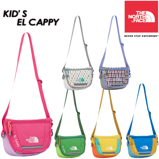 ★★ NMJ71406 for the THE NORTH FACE K' S EL CAPPY shoulder bag / child