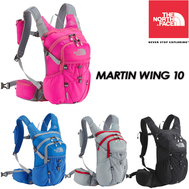 THE NORTH FACE MARTIN WING 10 backpack / rucksack / trail running / NM61323