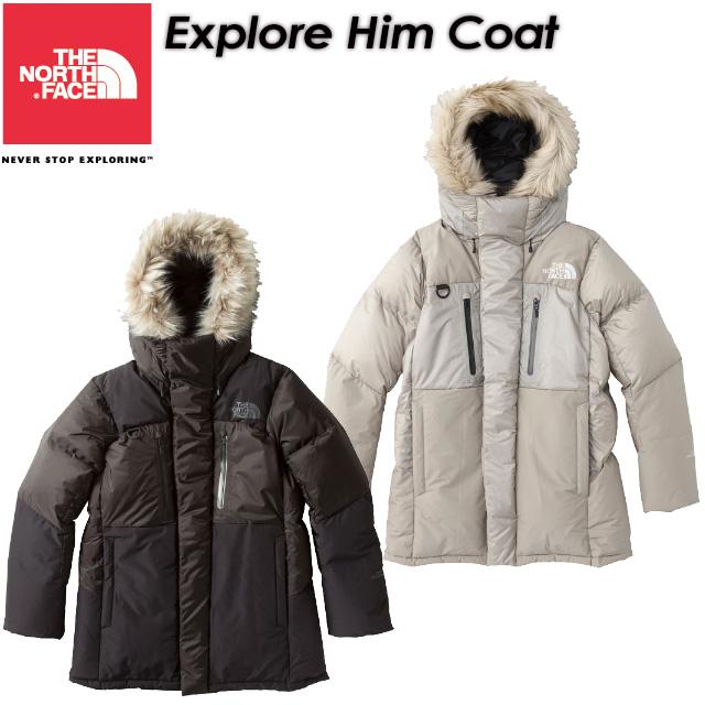 ノースフェイス【THE NORTH FACE】エクスプローラーヒムコート【Explore Him Coat】ND91862 / メンズ / 男性用 ダウン / アウトドア / 登山
