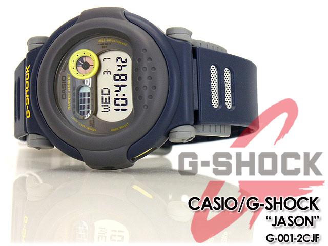 ★★ CASIO/G-SHOCK/g-shock g shock G-Shock G- shock watch /G-001-2CJF/navy