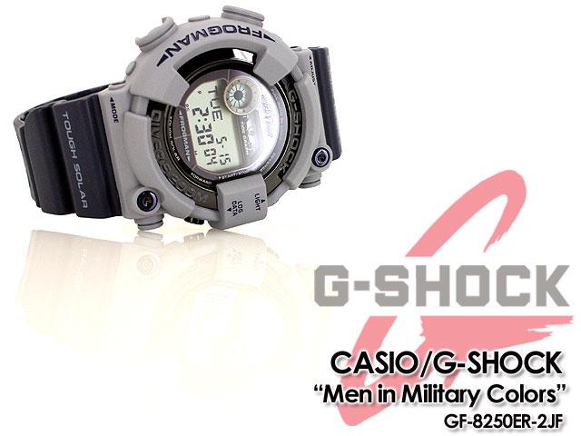 ★ ★ CASIO/G-SHOCK/g-shock g shock G shock G-shock watch /GF-8250ER-2JF/khaki/navy