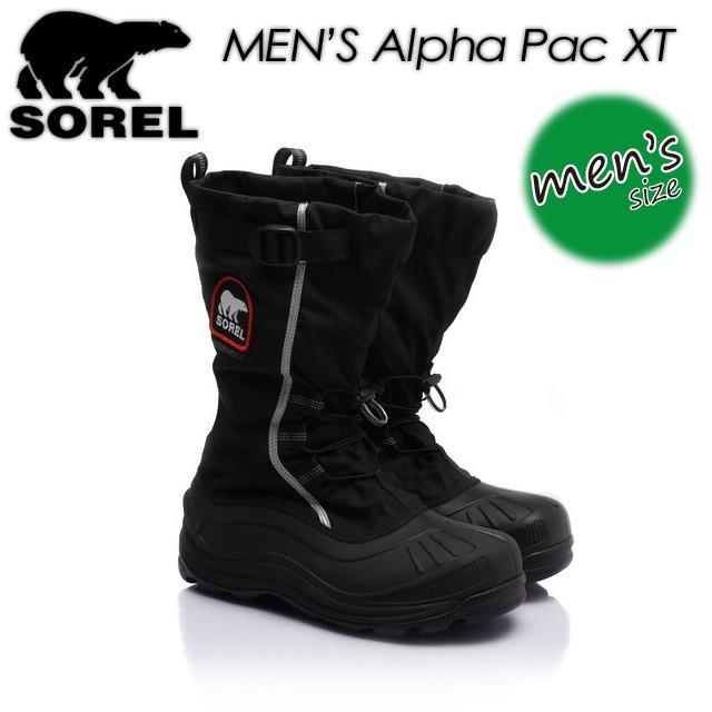 ソレル 【SOREL】アルファパック XT 【Alpha Pac XT】NM2127 ブーツ メンズ 男性用
