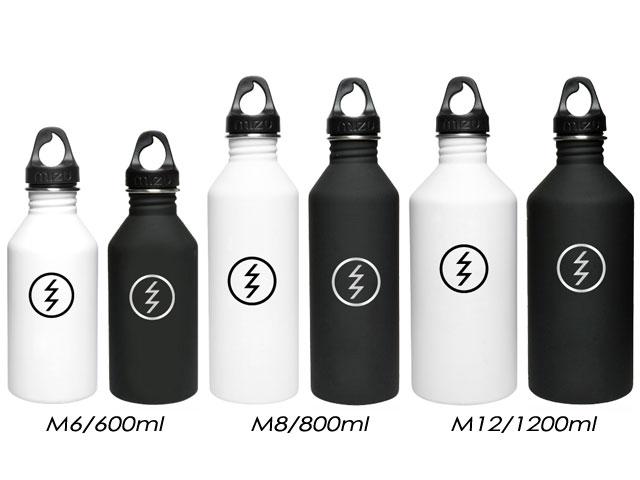 MIZU瓶M8(800ml)ELECTRIC合伙人瓶装水瓶