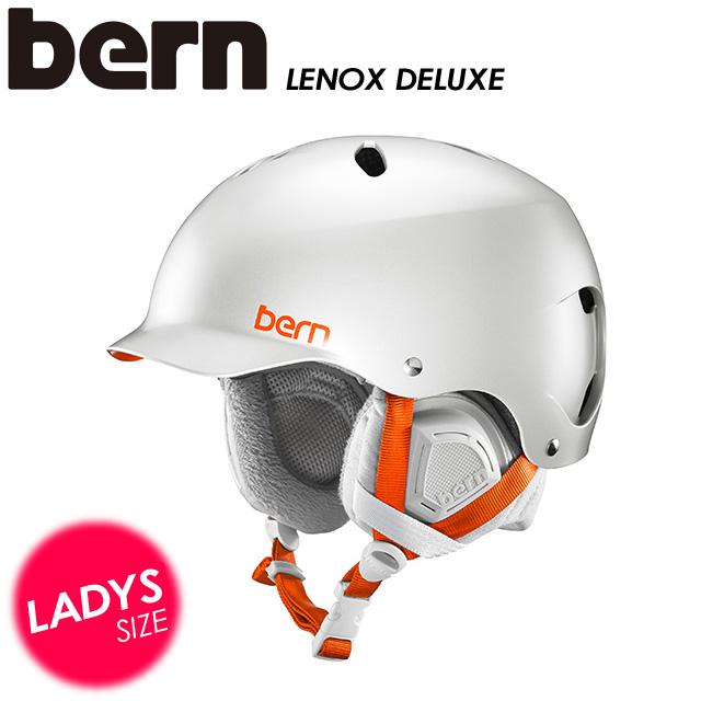 バーン 【bern】 【LENOX DELUXE】レディース 女性用 SM25BSDGR ヘルメット / スキー / スノーボード / スケートボード / 自転車 SA-LE
