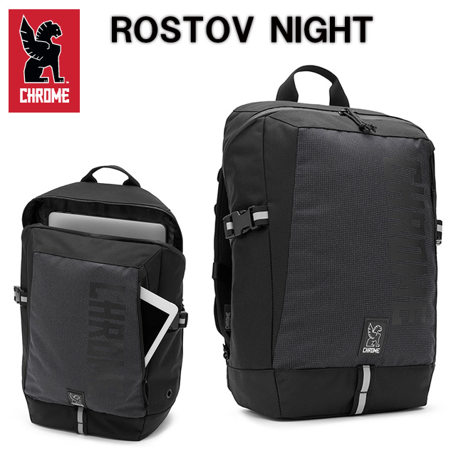 6ce05b3a4095 クローム【CHROME】ROSTOV NIGHT 【ロストフ ナイト】BG187 / バッグ /デイパック /