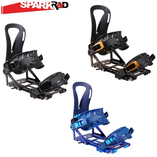 スパーク 【SPARK R&D】アーク 【ARC】TESLA T1 BINDINGS バインディング スノーボード スプリット パウダー