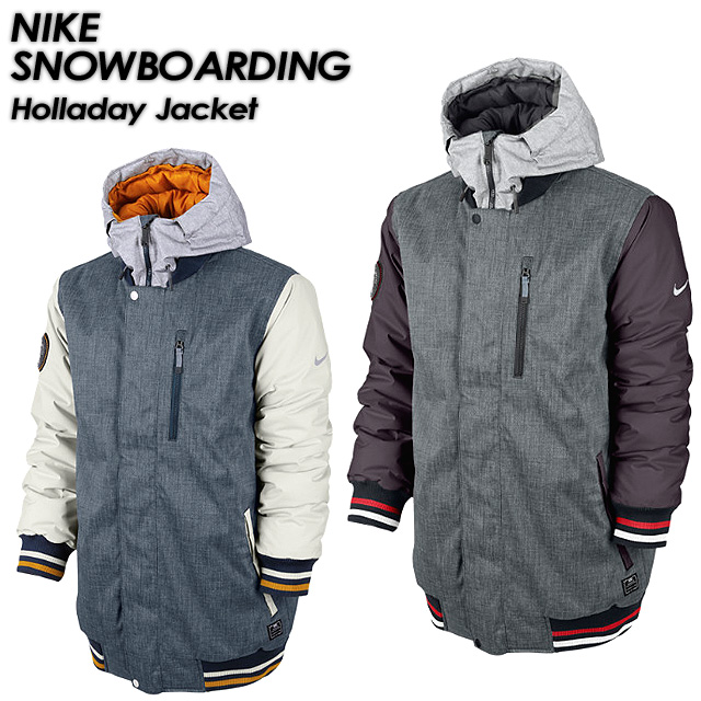 NIKE SNOWBOARDING Nike Holladay Jacket Nike Holden jackets men's men's snowboard  ski Apparel Jackets