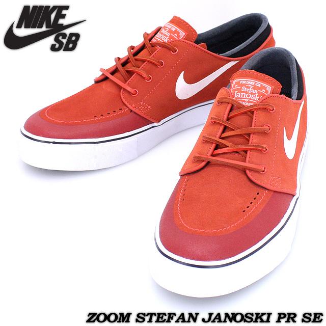 jeu SAST réduction populaire Nike Zoom Stefan Janoski Pulvérisation D'oxyde Rouge offres à vendre VwPE5