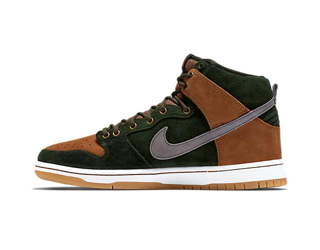 Nike Sb Dunk High Premium Qs Hg Rango Reino Unido 3oU1b