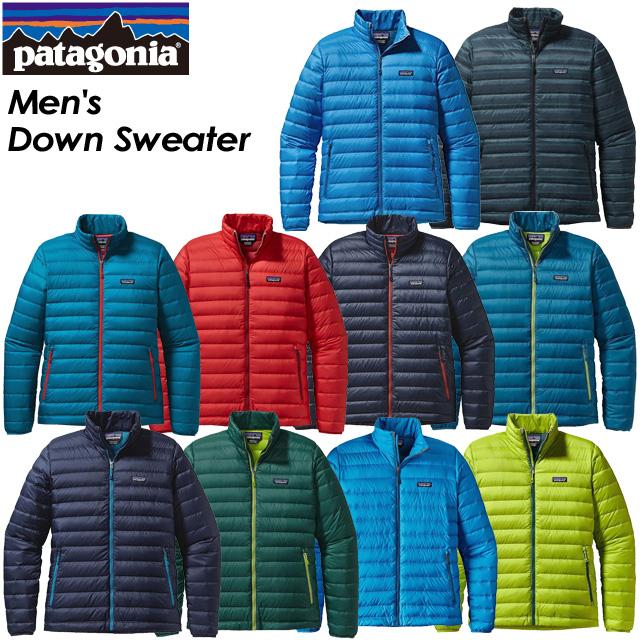★SALE30%OFF!送料無料★【patagonia】パタゴニア 【Men's Down Sweater】メンズ ダウン セーター スキー スノーボード クライミング アウトドア 84674