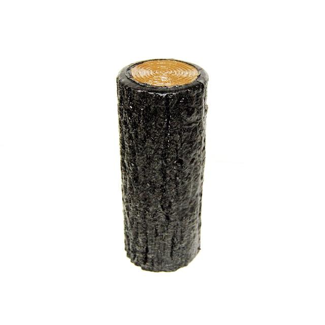 販売期間 限定のお得なタイムセール お庭を華やかに演出いたします お庭の縁取りや花壇周りなどに軽くて扱い易い樹脂製擬木 サンポリ 待望 H300 はなえ80φ一本杭